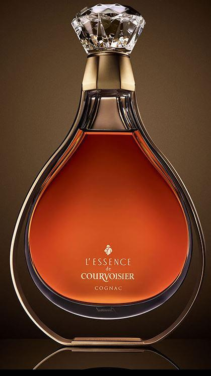 L'ESSENCE DE COURVOISIER - Cognac Courvoisier