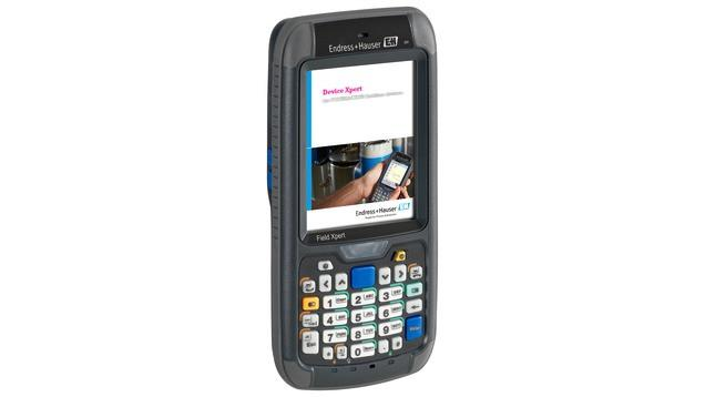 Asset Management mobile avec Field Xpert SFX350 -