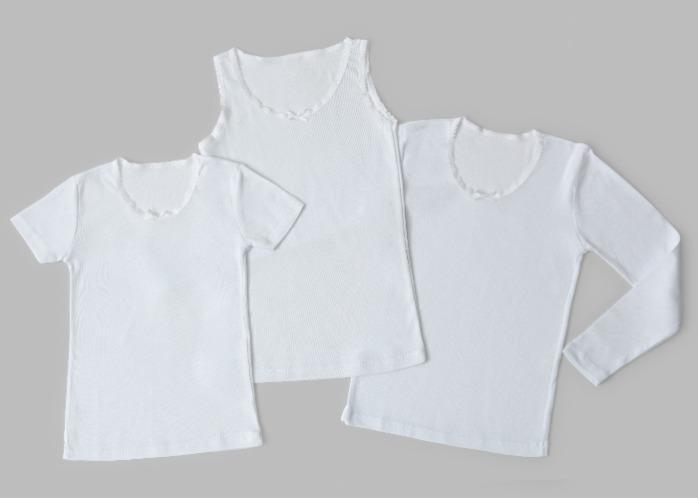 T-shirt de criança - T-shirt de criança 100% algodão
