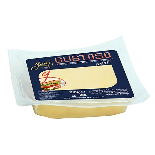 Gustoso for Toast - Analogue cheese
