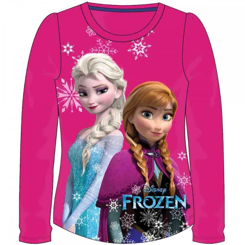 12x T-shirts manches longues La Reine des Neiges du 2... - T-shirt et polo manches longues
