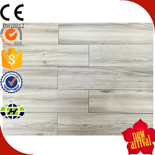 Acid-resistant ceramic wood tile - digital inkject wood look ceramic floor tile in china