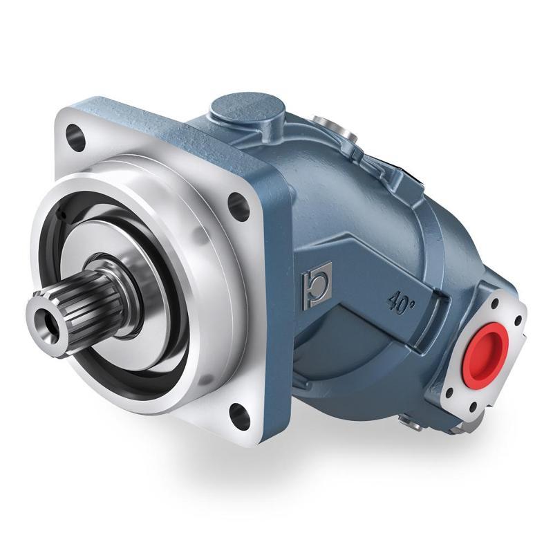 Pompe a pistoni assiali ad asse inclinato a cilindrata fissa - Pompe e motori a pistoni assiali