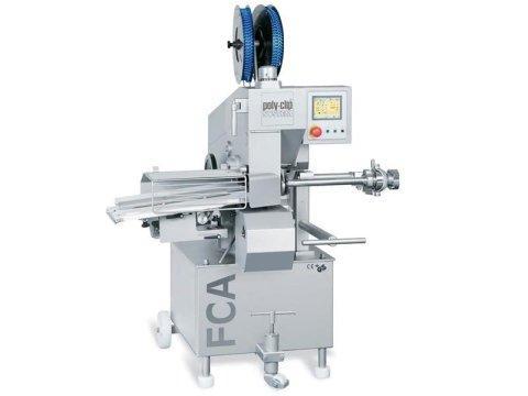 POLY-CLIP SYSTEM: CLIPPATRICI semiautomatiche e automatiche - FCA 3430 / FCA 3430-18 Classic Line