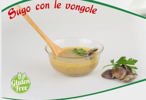 SUGO CON LE VONGOLE - null