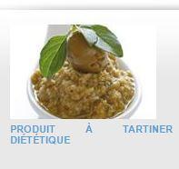 PRODUITS MINCEUR PRÊTS-A-CONSOMMER - Produit à tartiner diététique