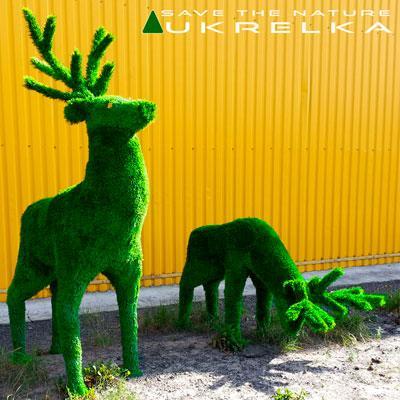Фигуры для сада - Изготовление фигур для сада