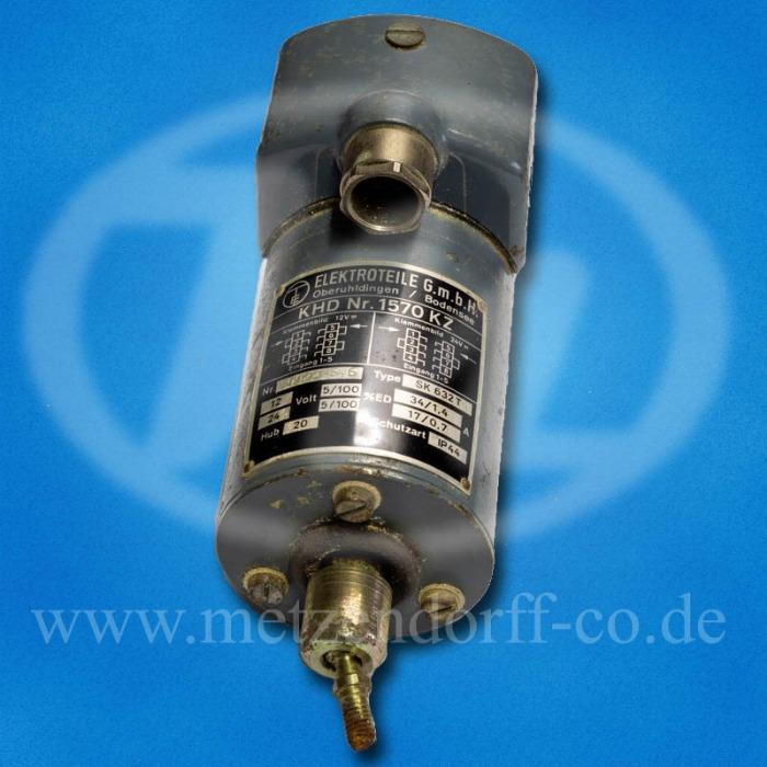 Hubmagnet - für DEUTZ 816, DEUTZ: 0126 1570, DEUTZ: 01261570