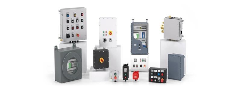 Elektrische Komponenten und Systeme für den Explosionsschutz