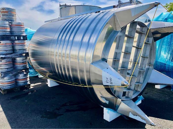 Depósito de acero inoxidable - 107,12 HL - Modelo STOIP10000A