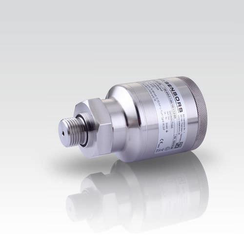 Pressure Transmitter DMK 456 - pressure transmitter / capacitive / ceramic / analog