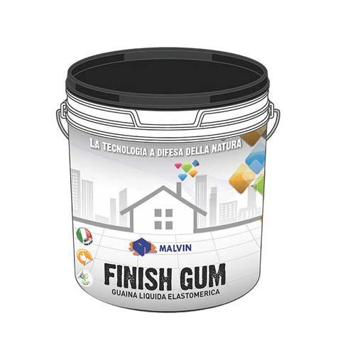 FINISH GUM Guaina liquida elastomerica - Conforme alla direttiva 2004/42/CE