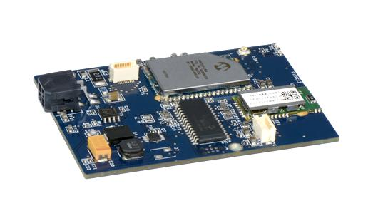 Wi-Fi / Bluetooth Board - PingPong Extension - Extension Board with own Microcontroller