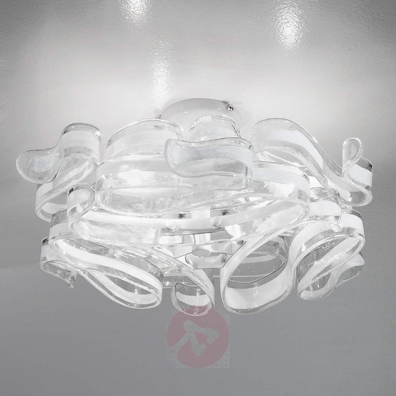 Stylish glass ceiling light Gloria - Ceiling Lights