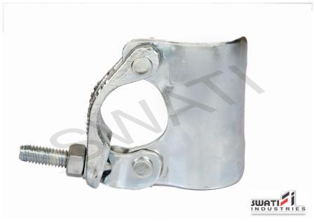 Scaffolding Single Clamp (Putlog Coupler) - Forged
