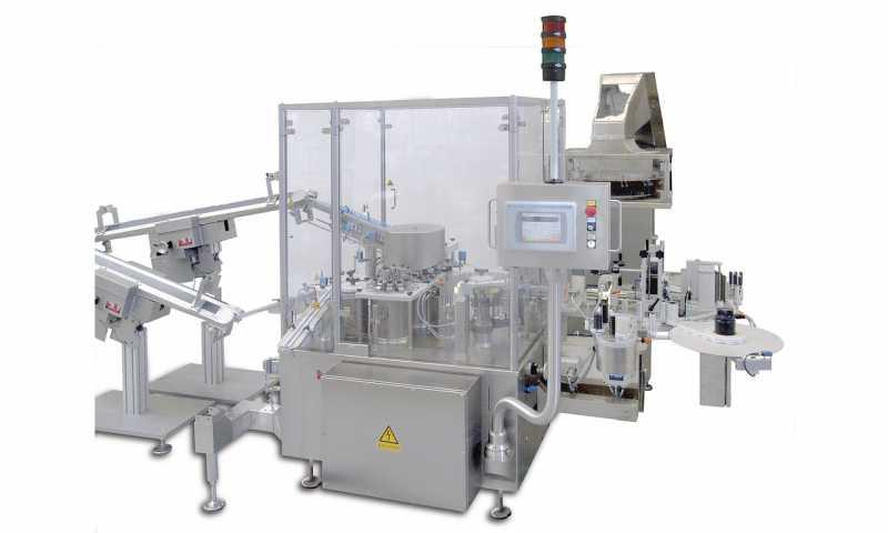 Safety Device Assembly Machine INOVA VSM - Safety Device Assembly Machine INOVA VSM: Safety Devices for Syringes