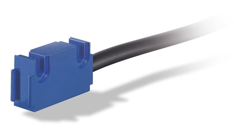 Magnetic sensor MS100/1 - Magnetic sensor , Passive sensor, incremental, for magnetic display MA100/2