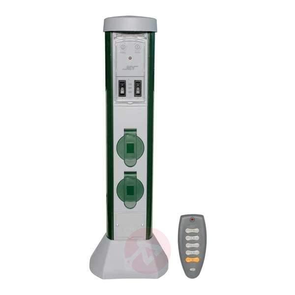 2-way radio plug distributor - null