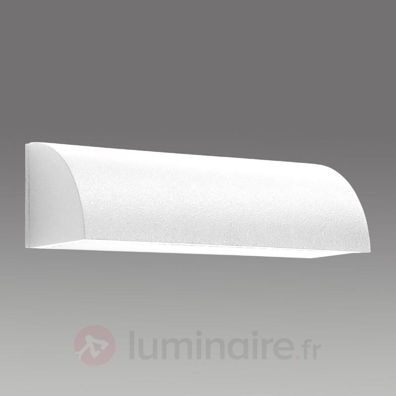 Applique BERIWAN en aluminium 30 cm - Toutes les appliques d'extérieur