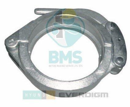 Beton Pompasi Yedek Parca, Concrete Pump Spare Parts - Clamp for Concrete Pump 5,5''
