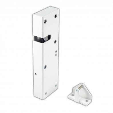 Promix-sm323 Electromechanical Lock With Pusher And Door Position Sensor - Electromechanical locks