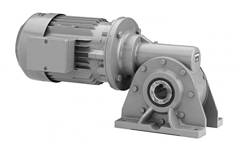 SN10SHH - Single-stage gear drive with hollow shaft