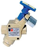 Safety Valves - L-O-X® shut-off valves