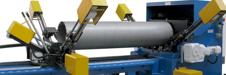 FME 4-8 - Flanschmaschinen