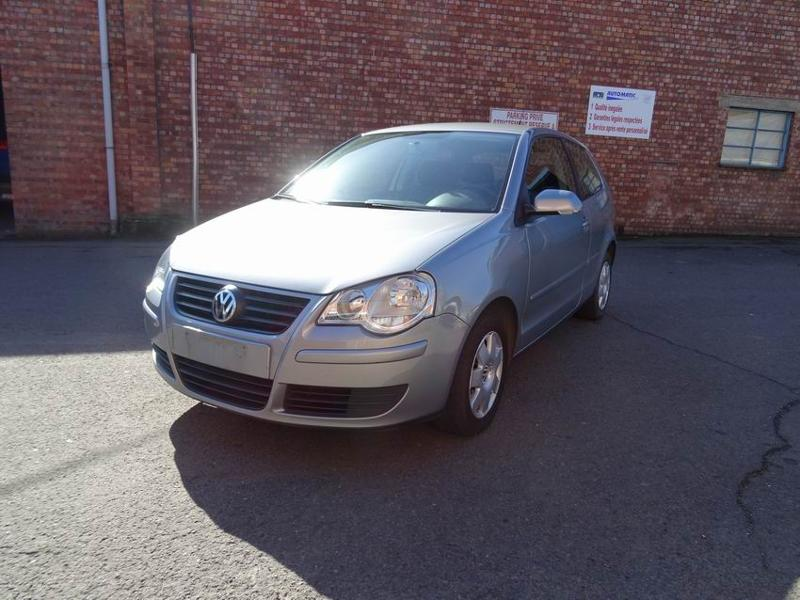 VOLKSWAGEN Polo 1.4 16V - Type Petite Voiture Annee 22/03/2007