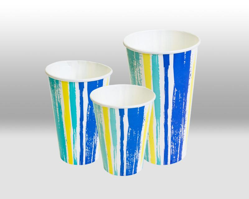 Paper Cups The Stripes - PAPER CUPS