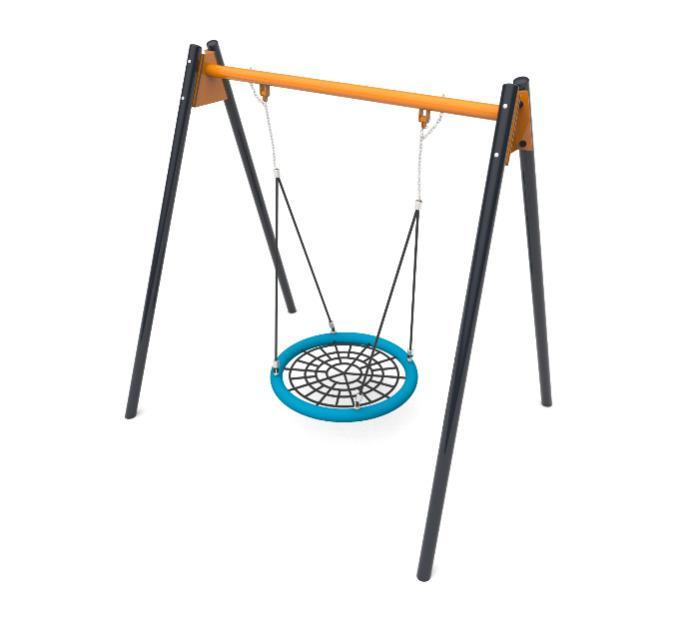 Nest steel swing - Swings