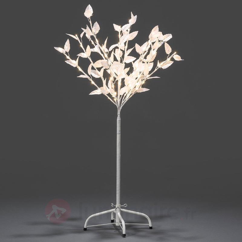 Petit arbre lumineux d'ext. LED, 100 cm, 96 lampes - Lampes décoratives d'extérieur