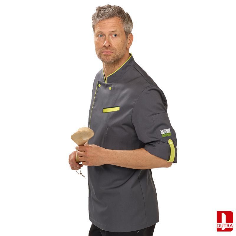 Veste de cuisine  - Veste de manches retroussables Magellan