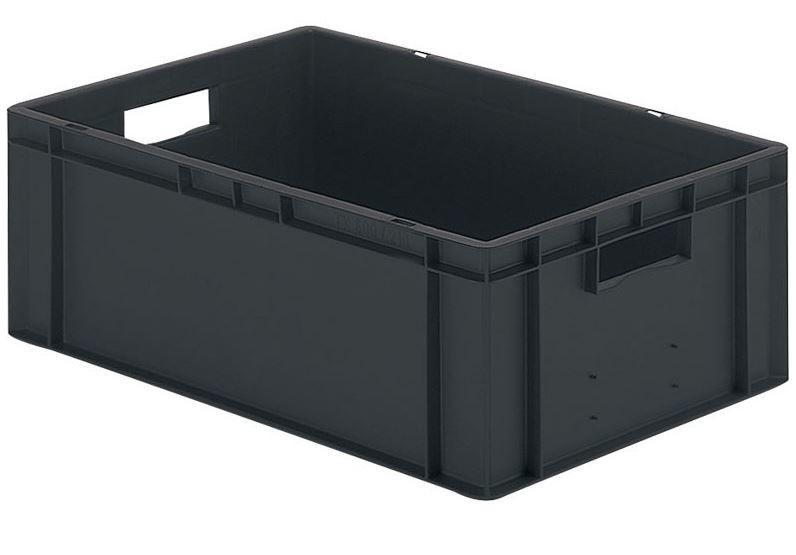 Stapelbehälter: Dina 210 1 cond - Stapelbehälter: Dina 210 1 cond, 600 x 400 x 210 mm