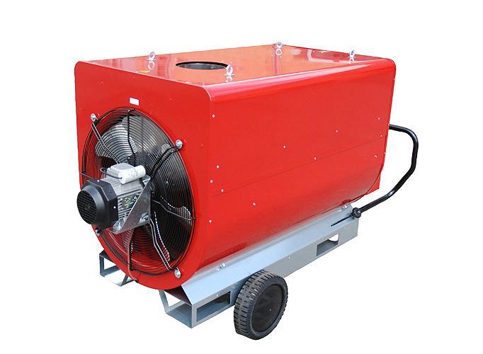 Générateurs mobiles indirects au fioul - Chauffage - Génerateurs à air chaud