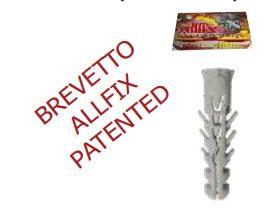 F - Tasselli in nylon Profix - F0805 -