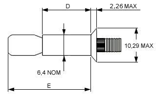 Blind rivet technology - Magna-Lok® - countersunk head 100°