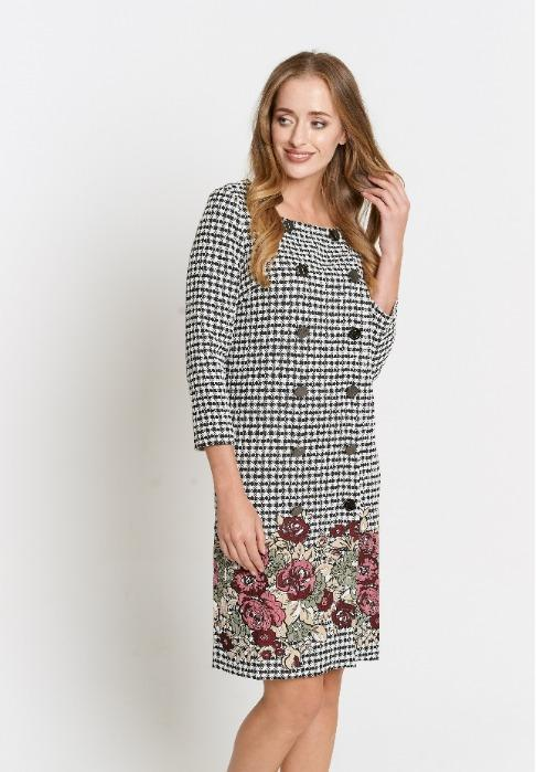 "Women's dress  - Women's dress ""Mazona"" (PO5774-0103)"