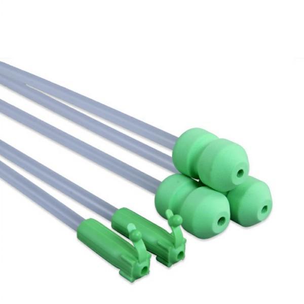 Disposable foam tip pig/sow Semen urinary Catheter with tail - pig/sow Semen urinary Cathete for pig artifical insemination
