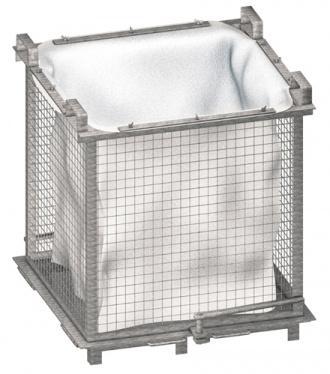 Schlammentwässerungsgerät SCHLAMMCON - Schlammentwässerungsgerät mit Ablaufwassersammler