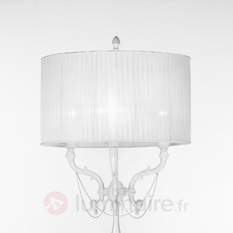Lampadaire BIANCA 182 cm - Lampadaires en tissu