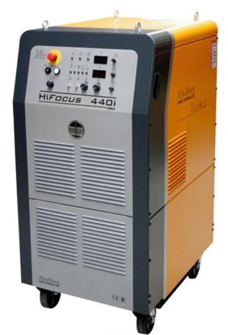 HiFocus 440i neo - Generatore di corrente per taglio al plasma automatizzata - HiFocus 440i neo