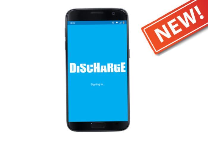 DischargeApp -