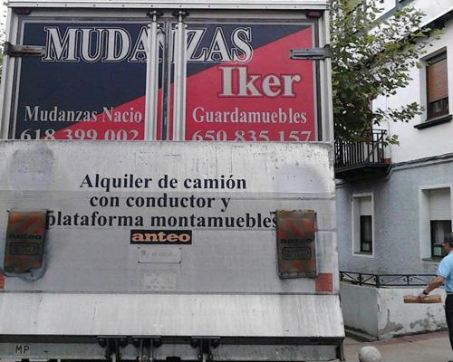 Guardamuebles Bizkaia - Servicios
