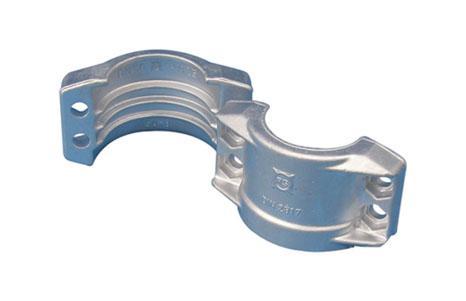 Tank couplings - Clips of aluminium