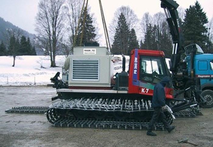 Schneekühlgeräte - null