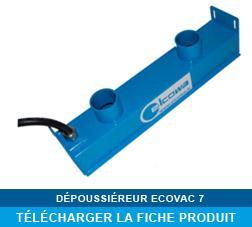 Dépoussiéreur ECOVAC 7 - null