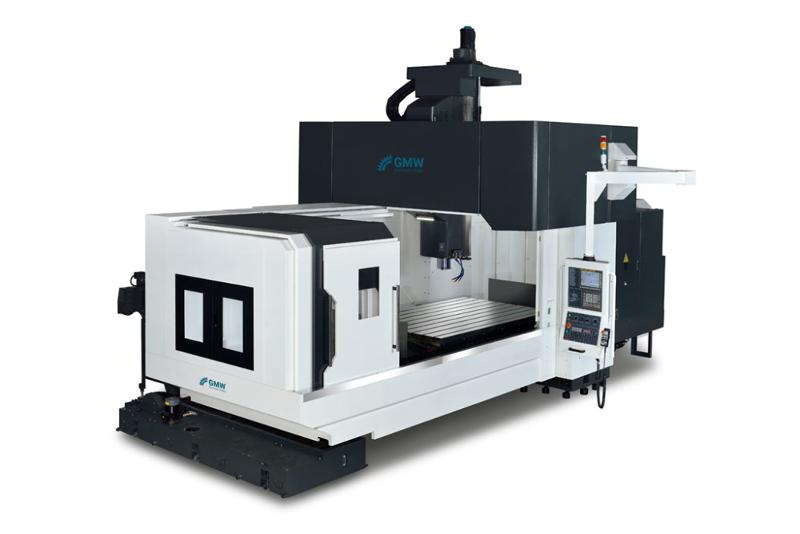 MC with movable table / GB series - Double Gantry Boring Machines