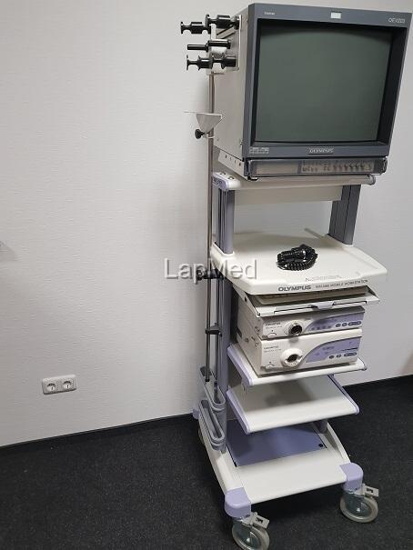 Endoskopieturm Videoprozessor Olympus CV-160... - Endoskopie