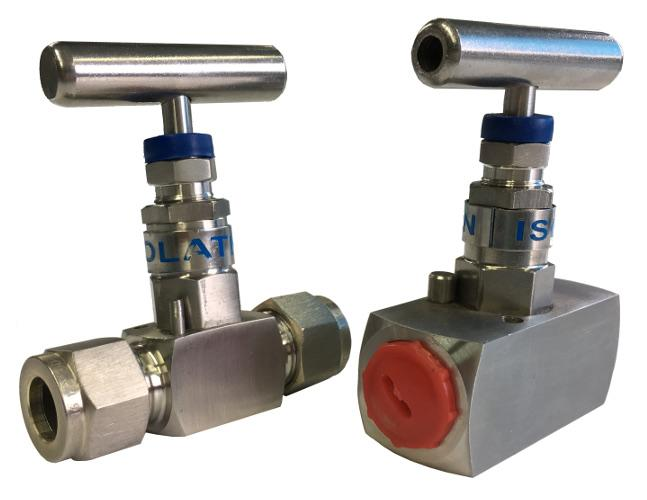 NEEDLE VALVES (up to 10000 psi) - SS 316